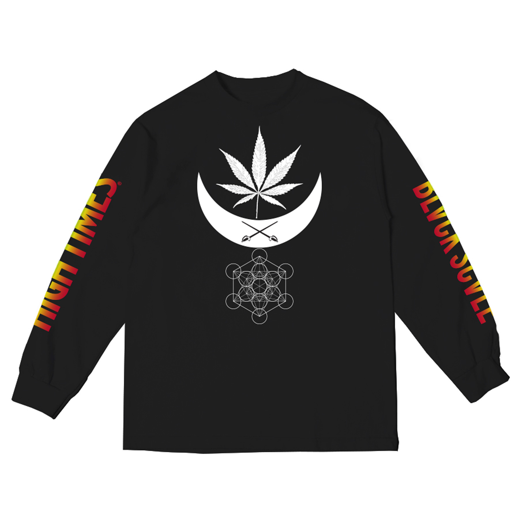 080b6d8d7fea HIGH TIMES x Black Scale Limited Edition 420 Capsule – Dazzling ...